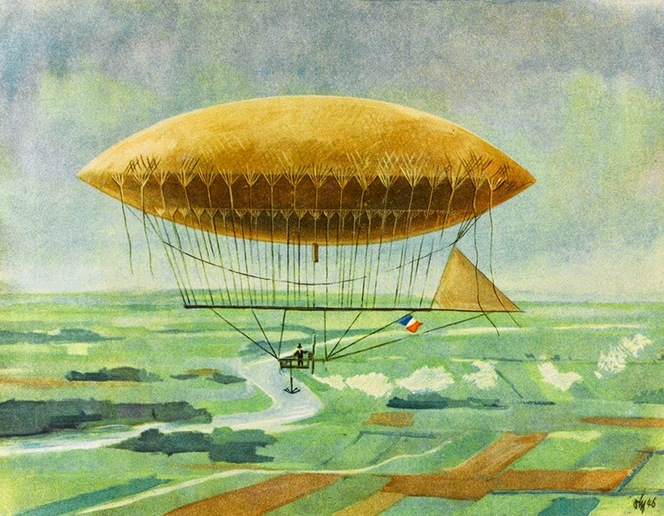 летательные аппараты картинки воздушного шара модели самого различного